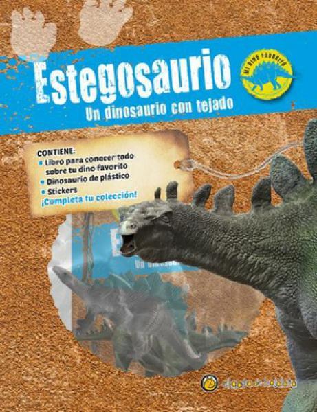 ESTEGOSAURIO UN DINOSAURIO CON TEJADO