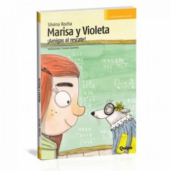 MARISA Y VIOLETA AMIGAS AL RESCATE
