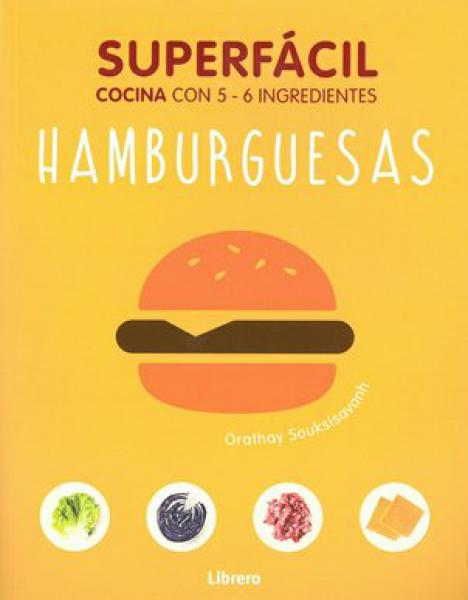 HAMBURGUESAS SUPERFACIL