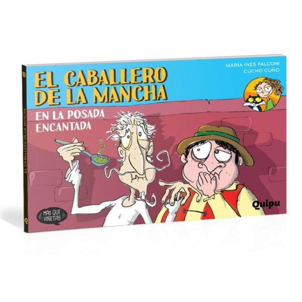 EL CABALLERO DE LA MANCHA 3