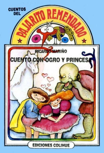 CUENTO CON OGRO Y PRINCESA