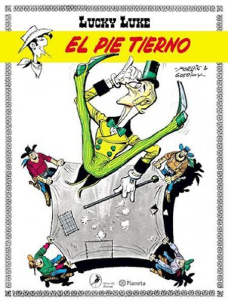 LUCKY LUKE 1 - EL PIE TIERNO