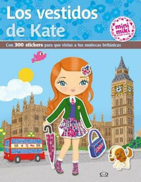 LOS VESTIDOS DE KATE
