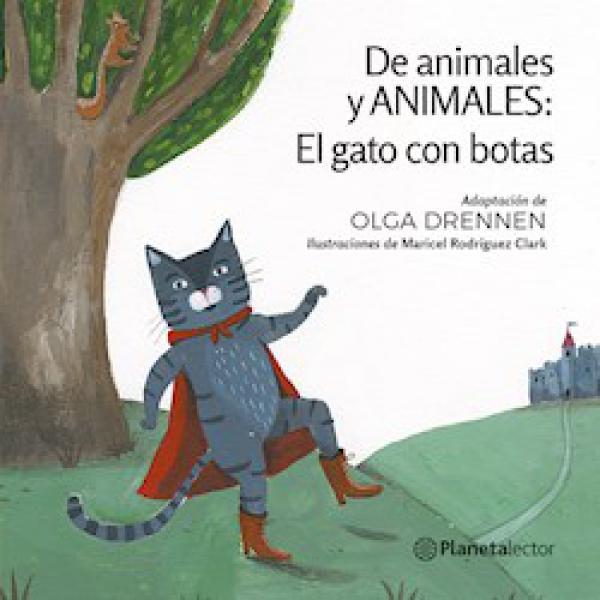 DE ANIMALES Y ANIMALES: EL GATO CON BOTA