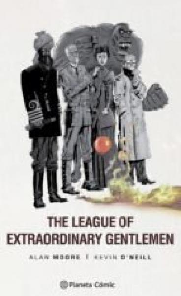 LEAGUE OF EXTRAORDINARY GENTLEMEN 2