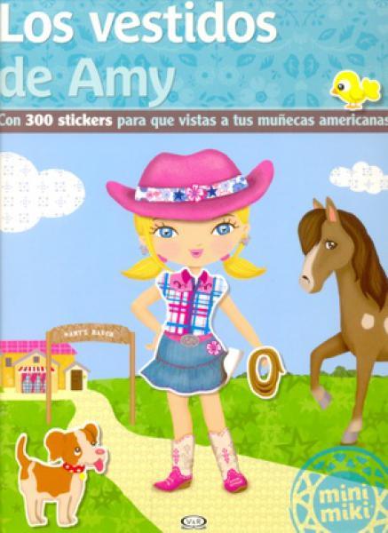 LOS VESTIDOS DE AMY ( AMERICANA )