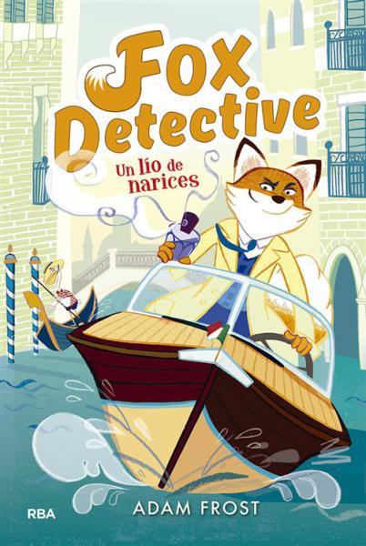 FOX DETECTIVE UN LIO DE NARICES 2