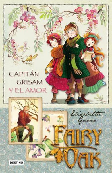 FAIRY OAK 1:CAPITAN GRISAM Y EL AMOR